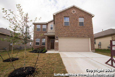 San Antonio Single Family Home New: 13402 Colorado Parke