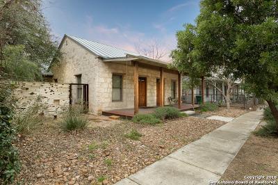 Single Family Home New: 210 Lavaca St