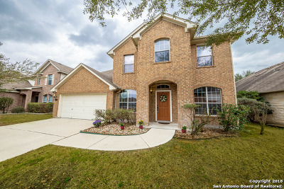 Cibolo Single Family Home New: 241 Cj Jones Cove