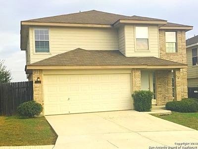 San Antonio Single Family Home New: 7442 Gamble Oak Dr