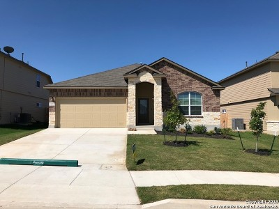 Cibolo Single Family Home New: 509 Round Reins