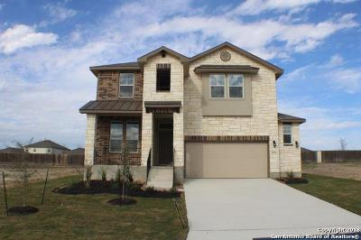 Jbsa Ft Sam Houston Single Family Home Back on Market: 15311 McKays Lark