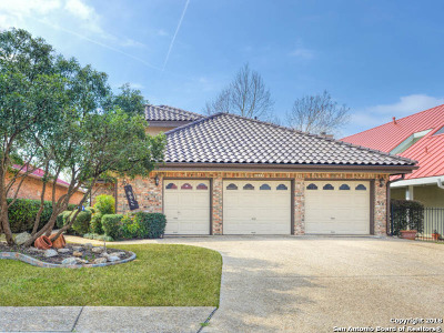 San Antonio Single Family Home New: 6811 Congressional Blvd