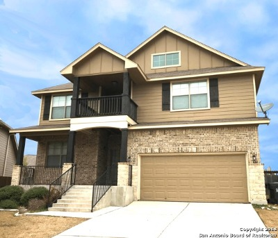 Cibolo Single Family Home New: 320 Ranch House Rd
