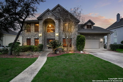 San Antonio Single Family Home New: 18411 Rogers Pike