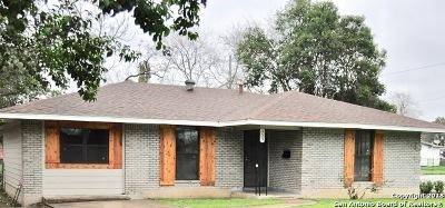 San Antonio Single Family Home New: 355 Edna