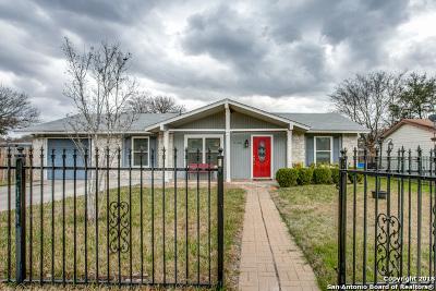 San Antonio Single Family Home New: 7102 Grand Valley St