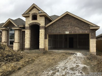 Helotes Single Family Home New: 9615 Bricewood Tree