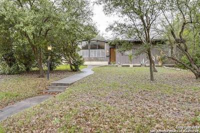 Terrell Hills Single Family Home New: 1045 Ivy Ln