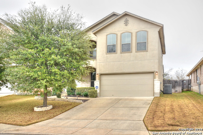 Bexar County Single Family Home New: 6114 Diego Ln
