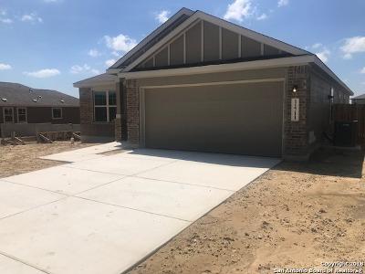 San Antonio Single Family Home New: 11711 Faldo Way