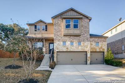 Boerne Single Family Home New: 109 Bonn Dr