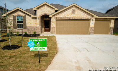 New Braunfels Single Family Home Back on Market: 513 Briar Lane