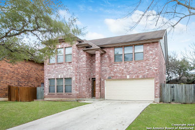 San Antonio Single Family Home Back on Market: 3423 Westmark