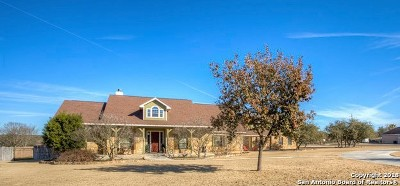 New Braunfels Single Family Home New: 244 Texas Country Dr