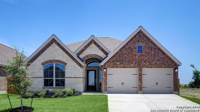 New Braunfels Single Family Home New: 638 Volme