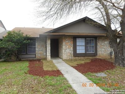 San Antonio Single Family Home New: 1312 Longmont St