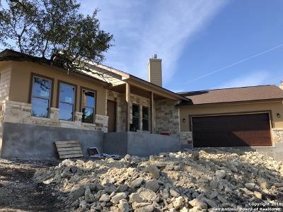 Single Family Home New: 942 Lake Island Dr
