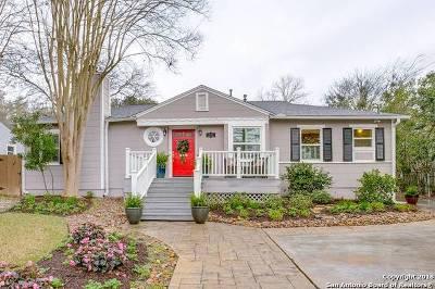 Single Family Home New: 430 Garraty Rd