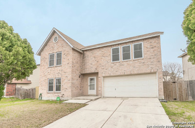 Converse Single Family Home New: 6326 Beech Trail Dr