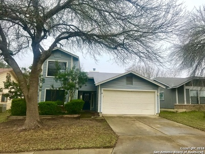 Single Family Home New: 7826 Falcon Ridge Dr