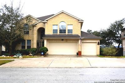Bexar County Single Family Home New: 12522 Panola Way