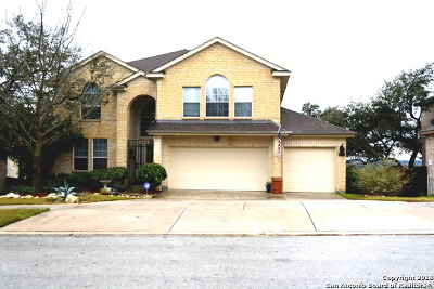 San Antonio Single Family Home New: 12522 Panola Way