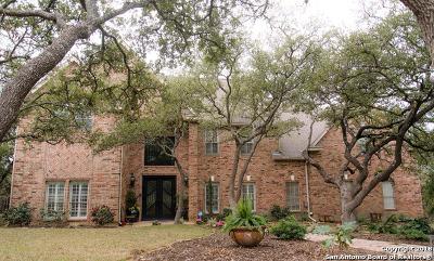 San Antonio Single Family Home New: 23009 Central Pr