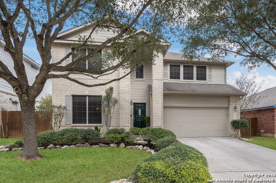 San Antonio Single Family Home New: 2823 Rancho Mirage