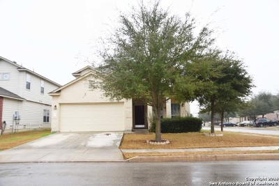 Cibolo Single Family Home Back on Market: 101 Sleepy Village
