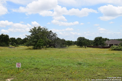 Adkins Residential Lots & Land For Sale: 109 W Eden Valley