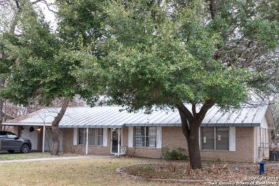Atascosa County Single Family Home New: 18926 Mason St