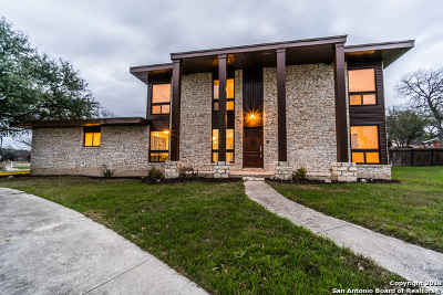 San Antonio Single Family Home New: 6602 Cairo Dr