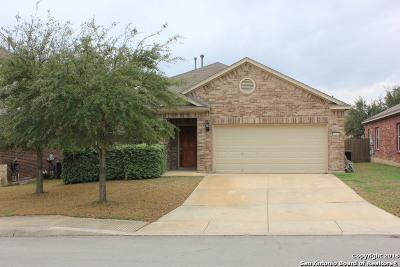 San Antonio Single Family Home New: 11906 Edward Conrad