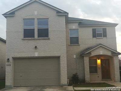 Bexar County, Medina County Single Family Home New: 10030 Barclay Pt.