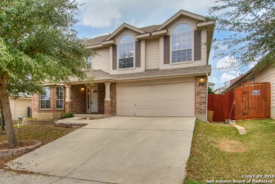 Converse Single Family Home New: 9619 Justice Ln