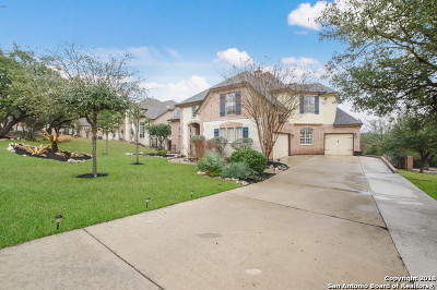 San Antonio Single Family Home New: 1814 Palmer View