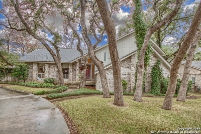 San Antonio Single Family Home New: 2710 Oak Bluff St