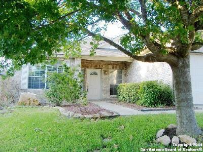 Helotes Single Family Home New: 9515 Lupine Meadows