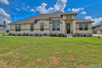 New Braunfels Single Family Home New: 5672 High Forest