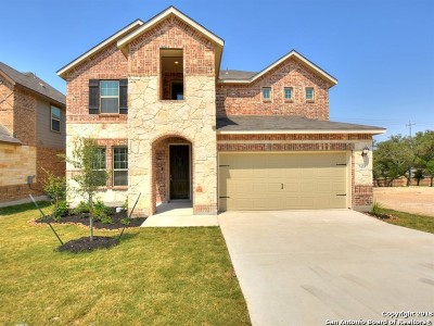 San Antonio Single Family Home New: 7435 Cove Way
