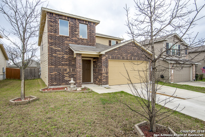 San Antonio Single Family Home New: 10434 Rosewood Creek