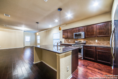 San Antonio Single Family Home New: 12431 Caprock Rnch