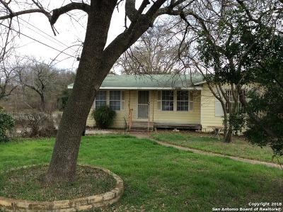 San Antonio Single Family Home New: 1251 Shadwell Dr