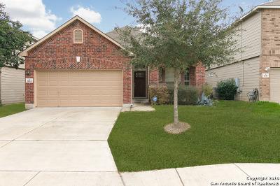San Antonio Single Family Home New: 6814 Civilian