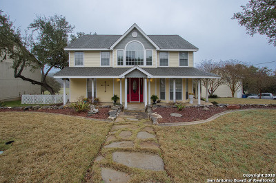 Comal County Single Family Home New: 451 Watts Ln