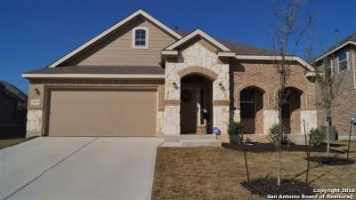 San Antonio Single Family Home New: 15119 Gelding Heights