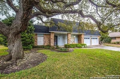 Windcrest Single Family Home New: 441 Golfcrest Dr