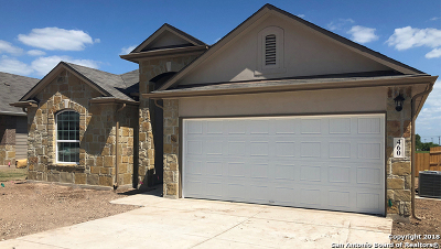 New Braunfels Single Family Home New: 460 Copper Hill Dr