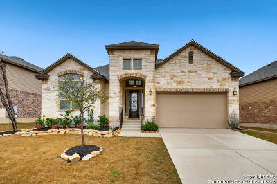 Boerne Single Family Home New: 27122 Camellia Trce